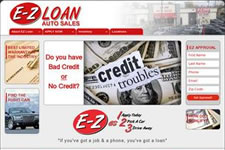 Search Engine Optimization E Z Loan